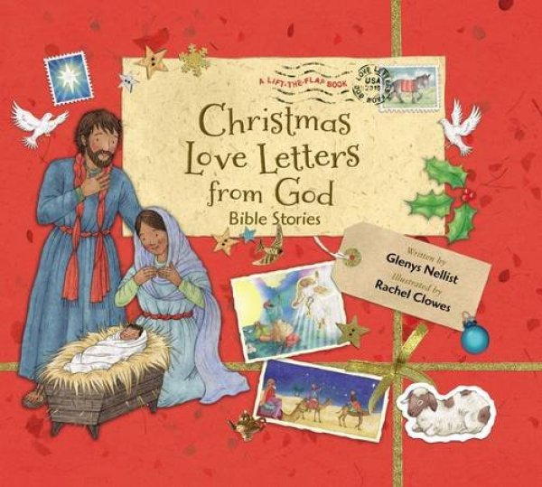 Love Letters from God   Glenys Nellist