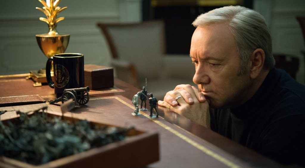 house of cards serie tv netflix