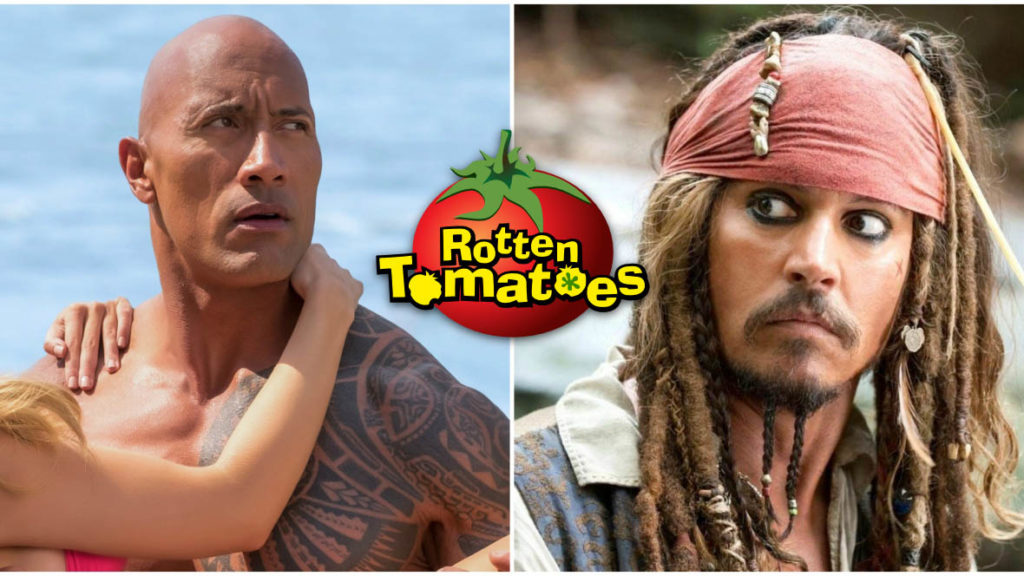 hollywood rotten tomatoes