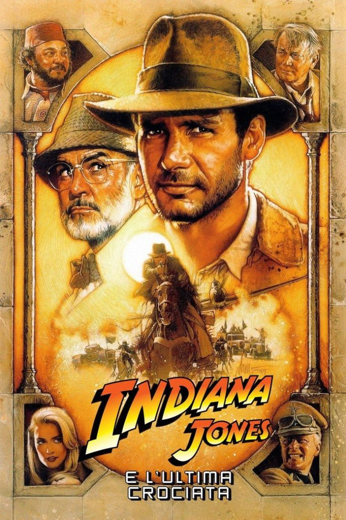 Indiana Jones e l'ultima crociata (1989): ecco papà Jones 1
