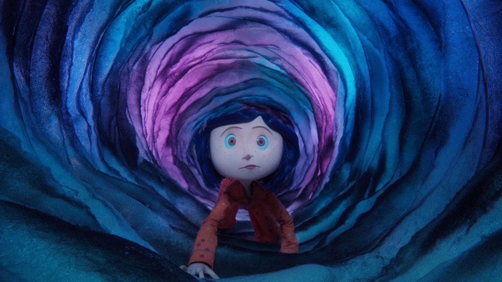 Coraline e la porta magica (2009): i bottoni dell'oscurità 1