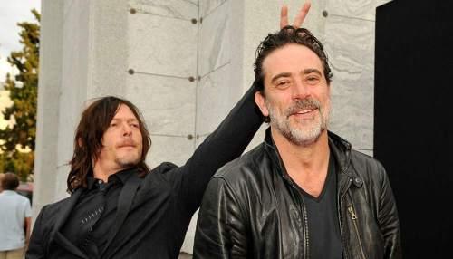 The Walking Dead 8. Midseason Awards 2