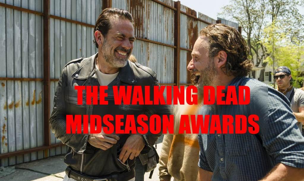 The Walking Dead 8. Midseason Awards 1