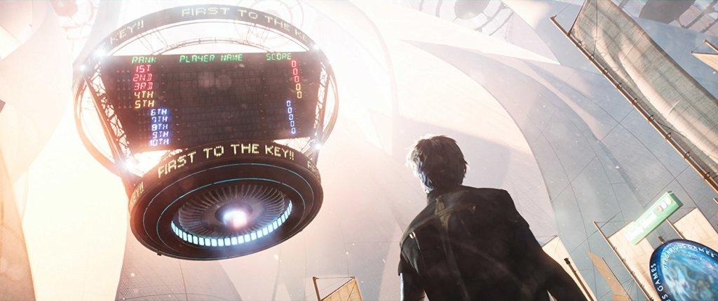 Ready Player One (2018): Steven Spielberg pro-gamer 1