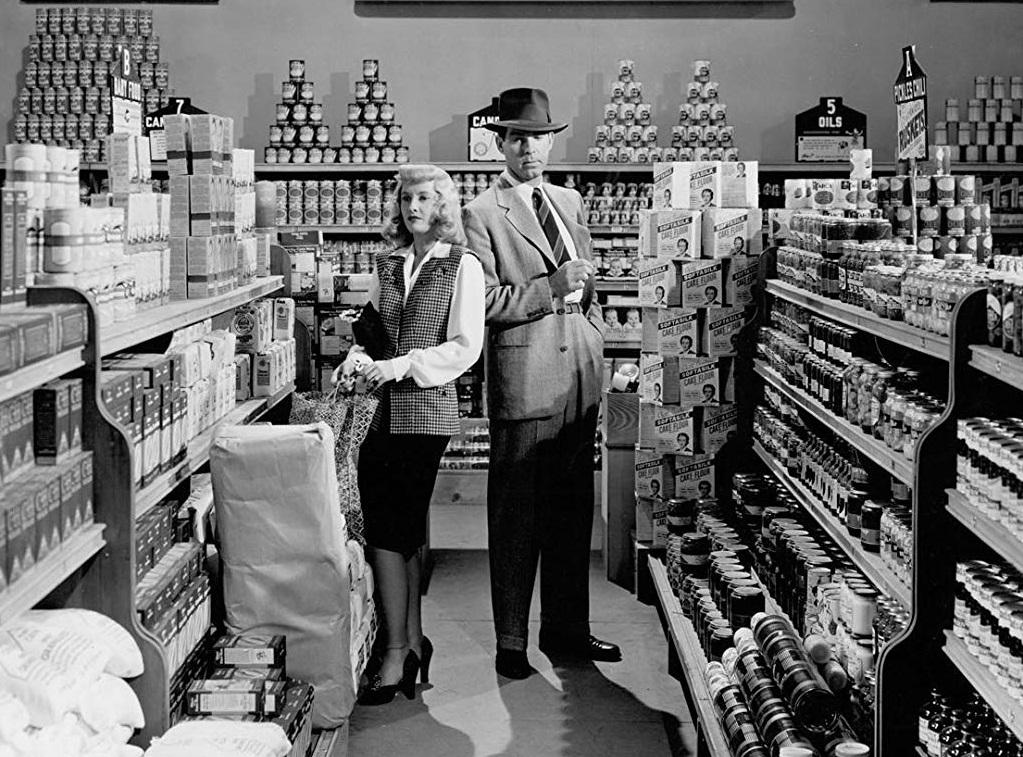 La fiamma del peccato (1944): l'eleganza del noir 1