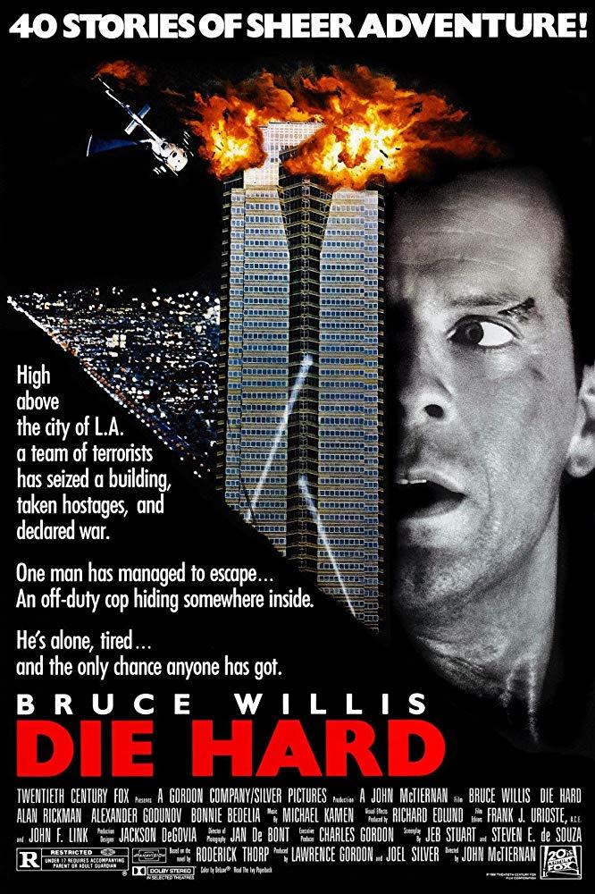Die Hard - Trappola di Cristallo (1988): Yippee ki yay, motherfucker! 2