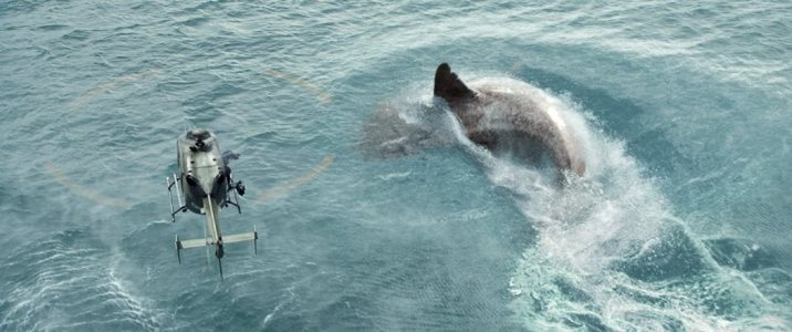 shark il primo squalo meg