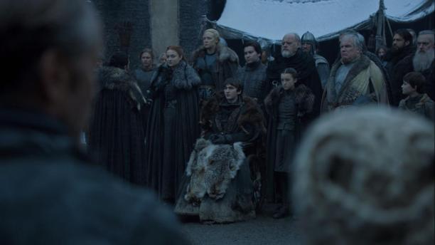 Game of Thrones: ritorno a Grande Inverno - Commento all'episodio 8x01 5