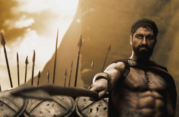 300 (2007): spartani qual è il vostro mestiere? 1