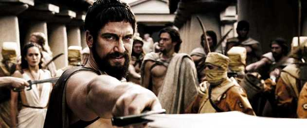 300 (2007): spartani qual è il vostro mestiere? 2