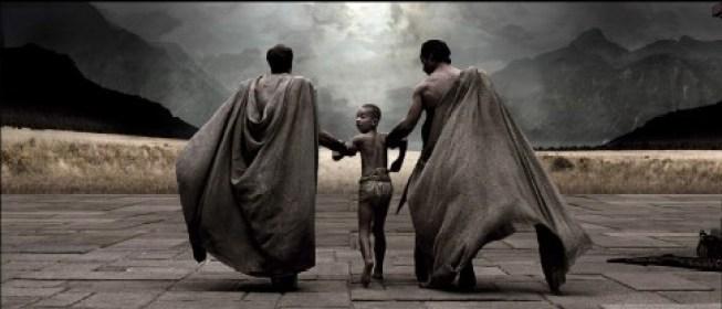300 (2007): spartani qual è il vostro mestiere? 7
