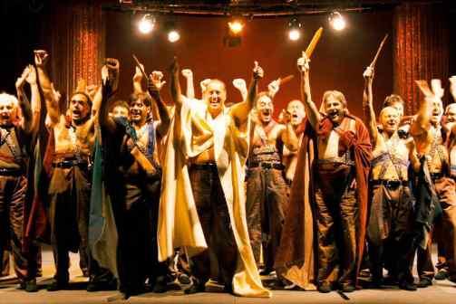Cesare deve morire (2012): Shakespeare a Rebibbia 8