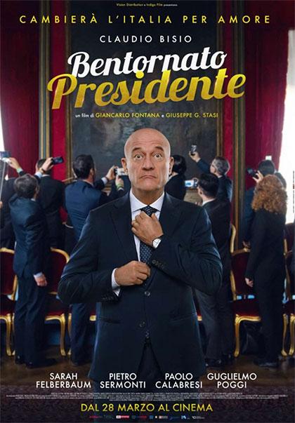 Bentornato Presidente (2019): la commedia a ca...- a istinto! 2
