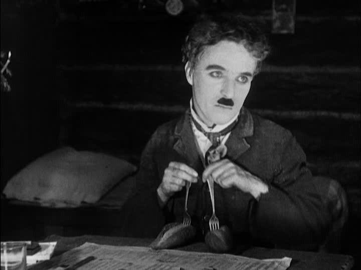 La febbre dell'oro (1925): l'oro come sogno americano 1