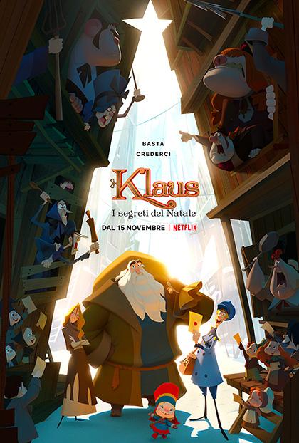 Klaus (2019): poetica natalizia targata Netflix 5