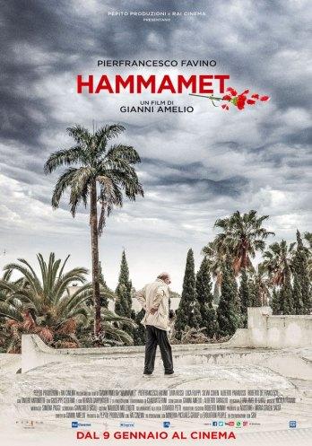 hammamet poster locandina cinema a gennaio