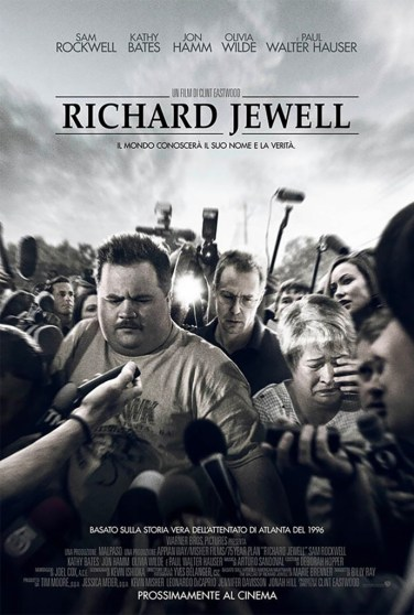 richard jewell poster locandina cinema a gennaio