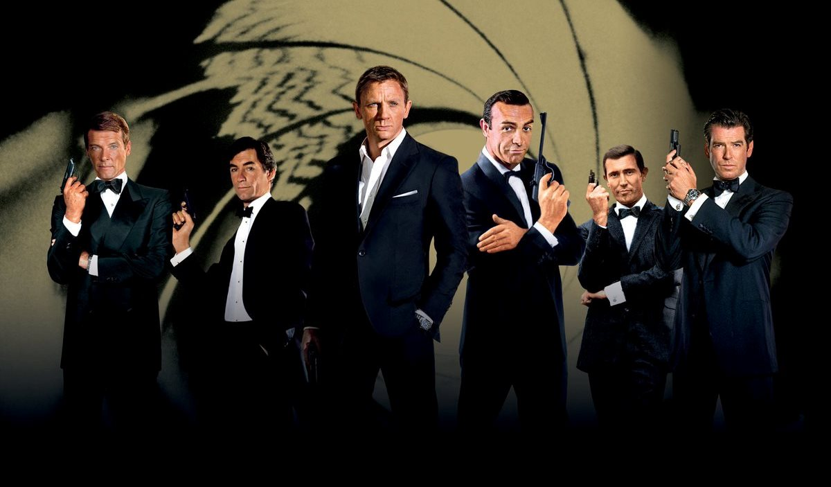 tutti i film di james bond 007