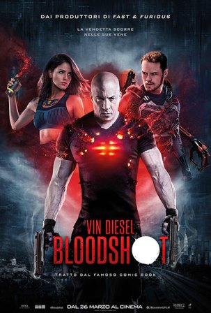 bloodshot locandina film cinema a marzo 2020