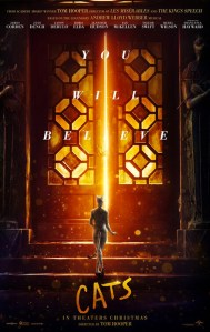 locandina film al cinema a febbraio cats