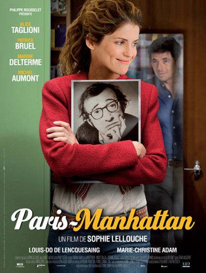 Paris-Manhattan (2012): un romantico omaggio a Woody Allen 5