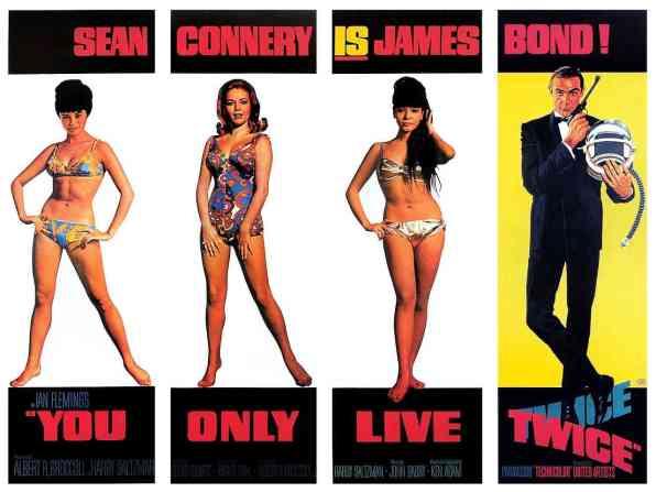 007: tutti i film di James Bond dal peggiore al migliore 10