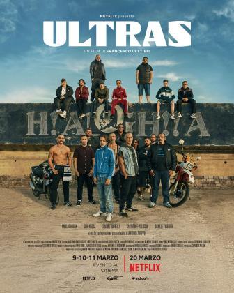 ultras locandina film cinema a marzo 2020