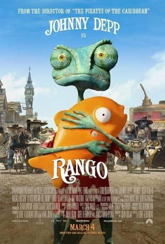 """Rango (2011): un """"western"""" è per sempre 7"""