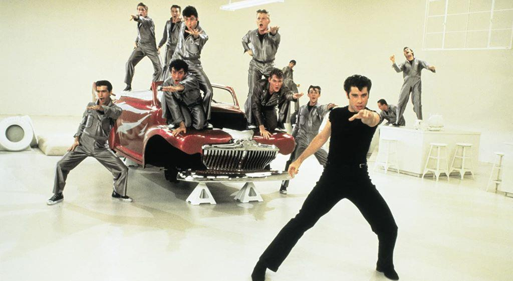 migliori film musical grease