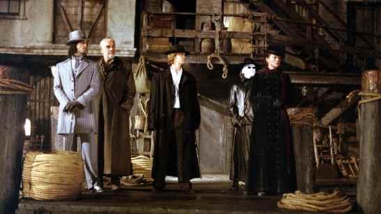 film steampunk la leggenda degli uomini straordinari