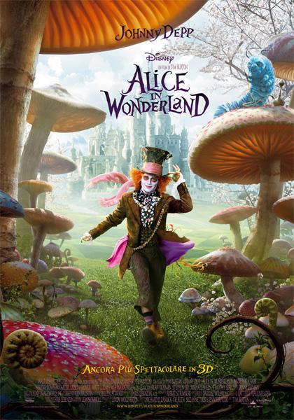 Alice in Wonderland (2010): amaro in bocca 10