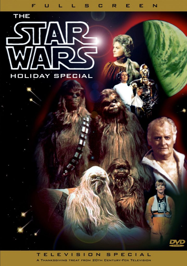 The Star Wars Holiday Special (1978): letame galattico 10