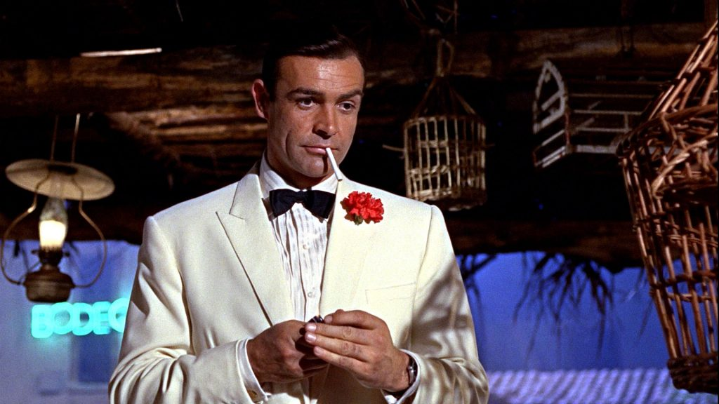migliori film di sean connery goldfinger