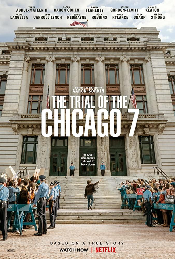 Il processo ai Chicago 7 (2020): il '68 sotto accusa 3