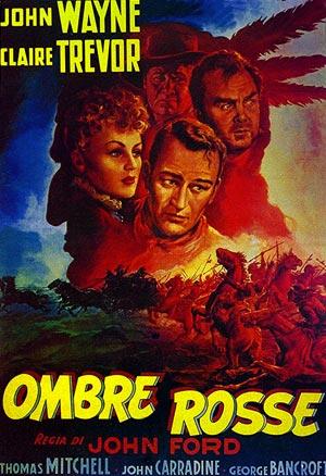 Ombre Rosse (1939): nove spaventati americani 2