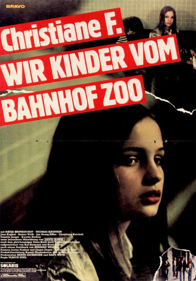 Christiane F. - Noi, i ragazzi dello zoo di Berlino (1981): al di là del muro 5