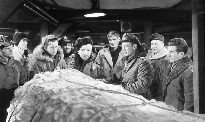 """La cosa da un altro mondo (1951): """"la cosa"""" prima di Carpenter 5"""