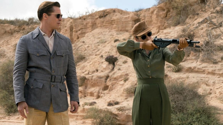 Allied - un'ombra nascosta (2016): la guerra e l'amore 7