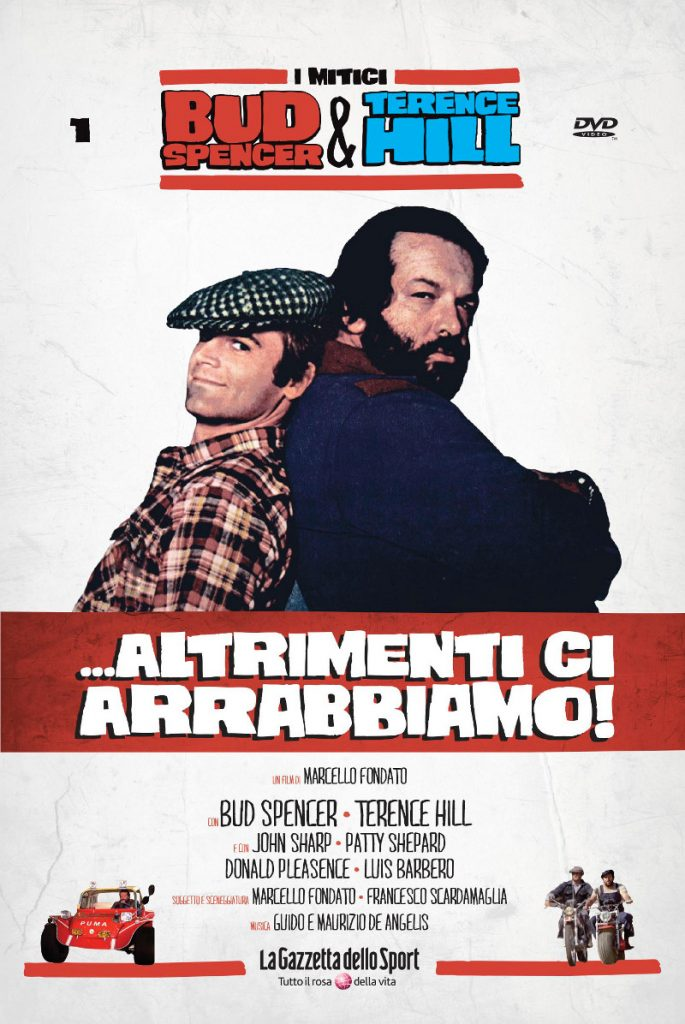 ...altrimenti ci arrabbiamo! (1974): la perfezione di Bud e Terence 2