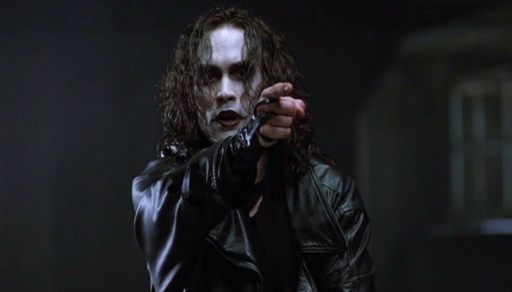 il corvo film cult anni 90