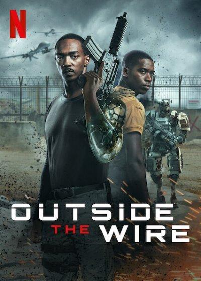 Outside the wire (2020): una critica sciatta agli USA 6