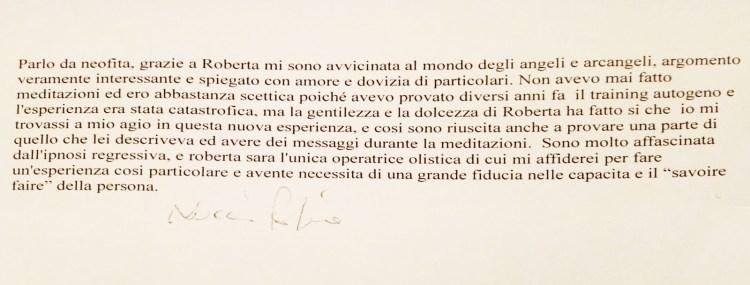 Recenzione di Patrizia Nocci