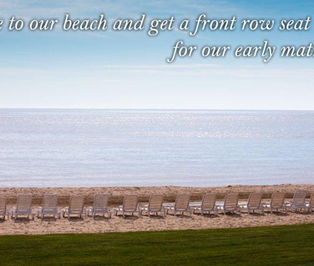 Beachfront Door County Hotel And Resort In Sturgeon Bay Wi