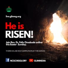 He is Risen with Rev. Dr. Felix Omobude