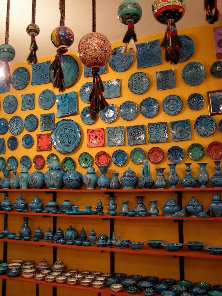 Cappadocia: SPINNING THE WHEEL OF POTTERY (13)