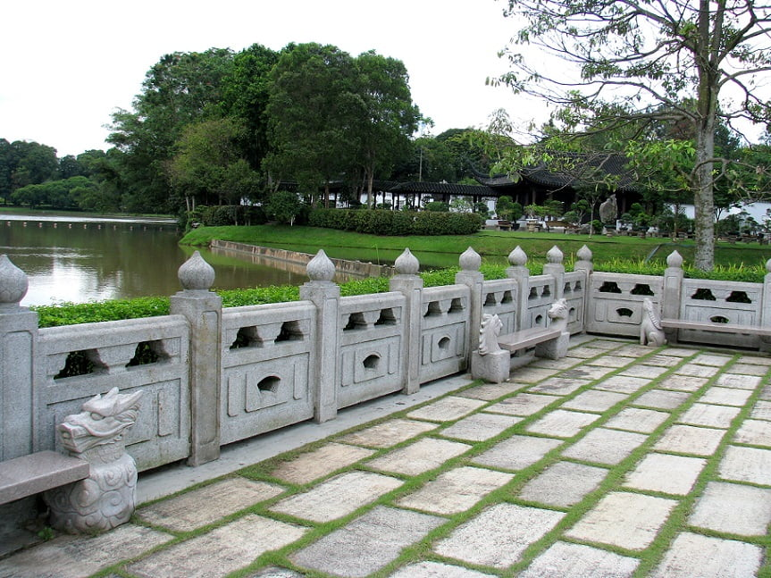 Singapore: CHINESE AND JAPANESE GARDEN (6)