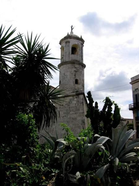 La Giraldilla on the top of the tower, Glimspes of The World_opt