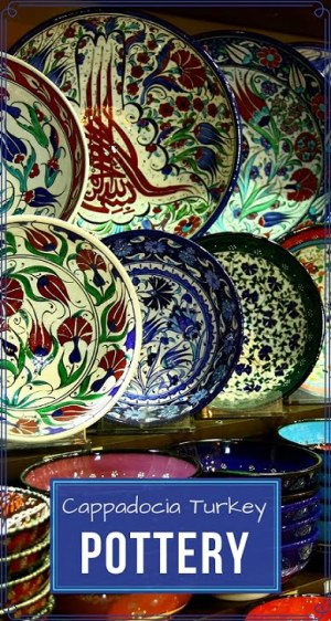 Cappadocia-travel-pottery-Glimpses-of-The-World