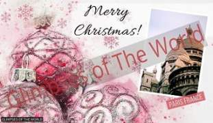 Greeting-card-Merry-Christmas-Paris-France-Glimpses-of-The-World