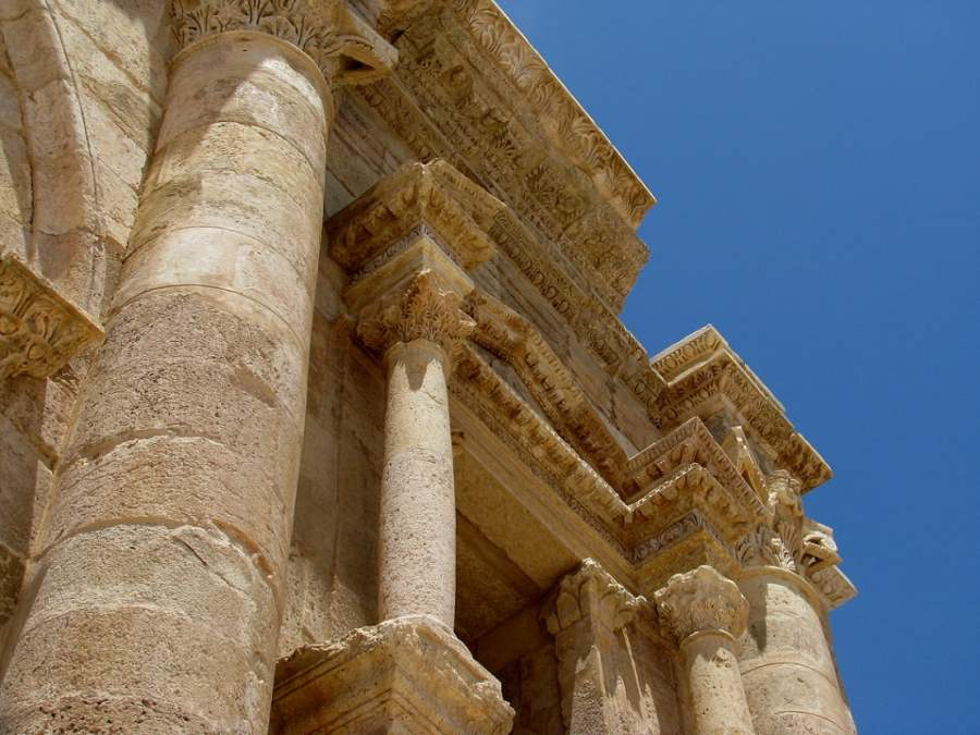 Jordan: JERASH, THE ROMAN ARABIA (6)